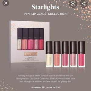 Laura Mercier Lip Glace Mini lip glosses